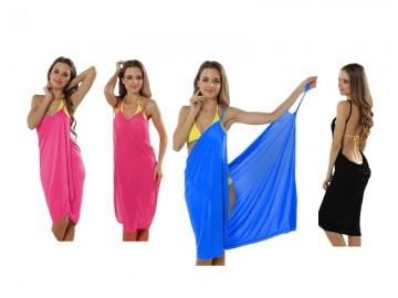 Plážové šaty 7a00f47f2a